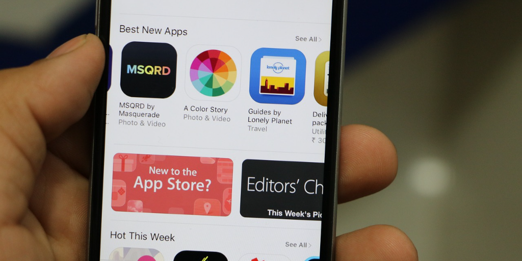 Record growth in App Store sales